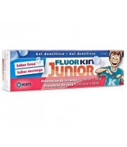 Fluor·Kin Junior gel fresa 75ML/95GR